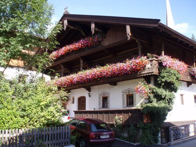 Herzlich Willkommen bei uns. - Moa 173 Alpbach