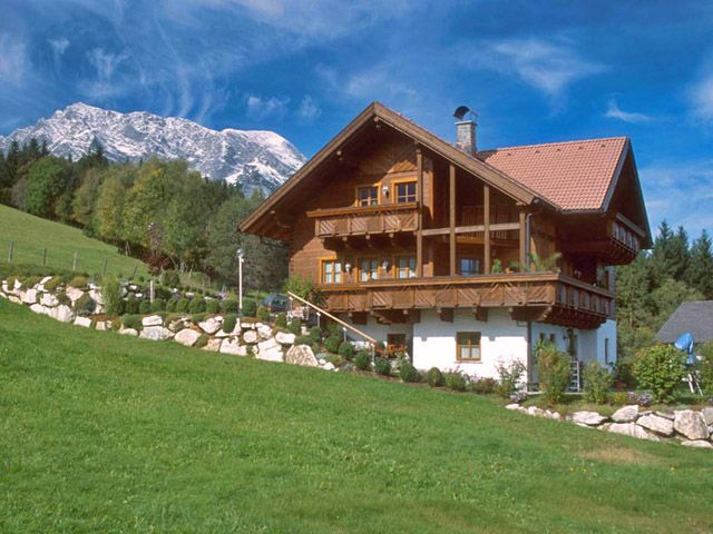 SW-Ansicht - Ferienwohnung Fam. Otter Bergregion Grimming