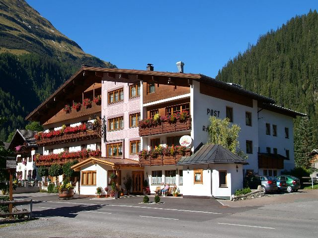 Hotel Post Steeg im Lechtal