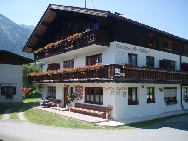 Oberbichlhof Walchsee