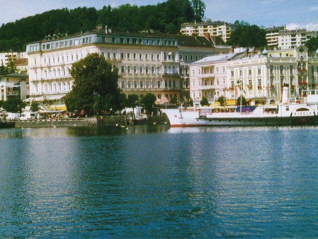 Zimmervermietung im Austria am See Gmunden