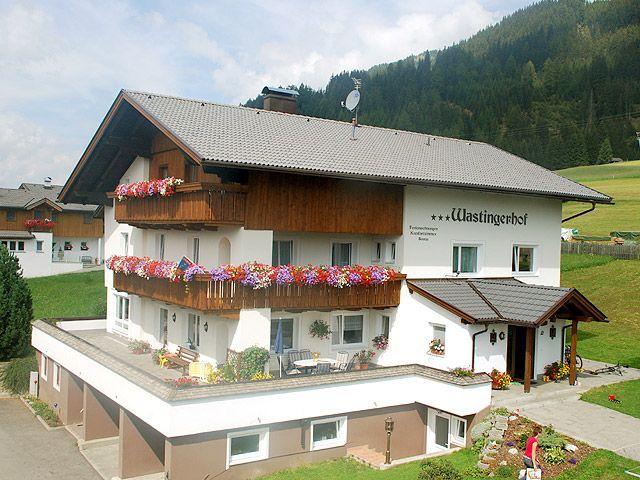 Appartements Wastingerhof - Fam. Gerald Scherer Obertilliach