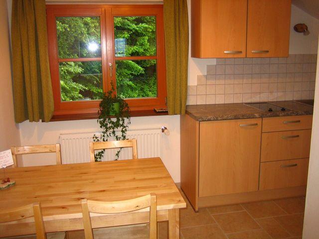 Küche - Haus Meissnitzer Fuschl am See