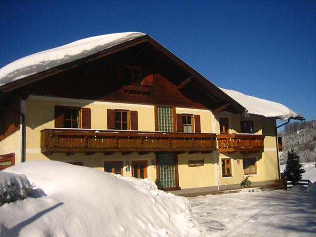 Haus Meissnitzer Fuschl am See