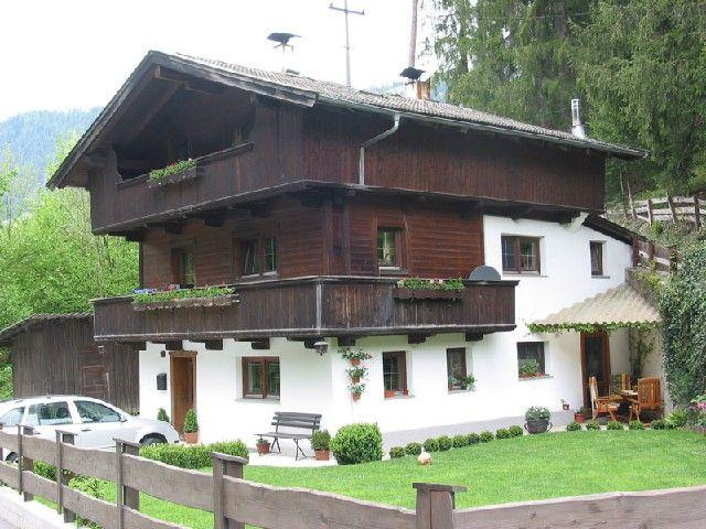 Alpbacher Wohlfuehlappartement Bachhaeusl mit Sauna Alpbach
