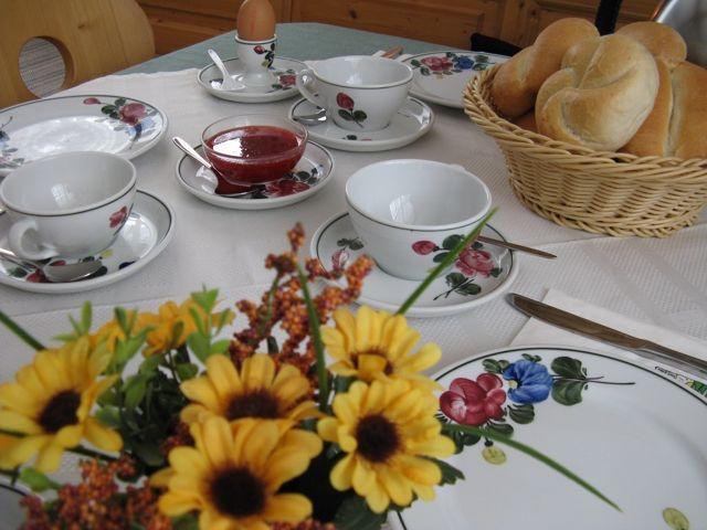 The breakfast - Diglanger Bad Mitterndorf