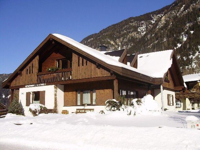 Winteransicht   - Alpin Appartement Maurer Laengenfeld