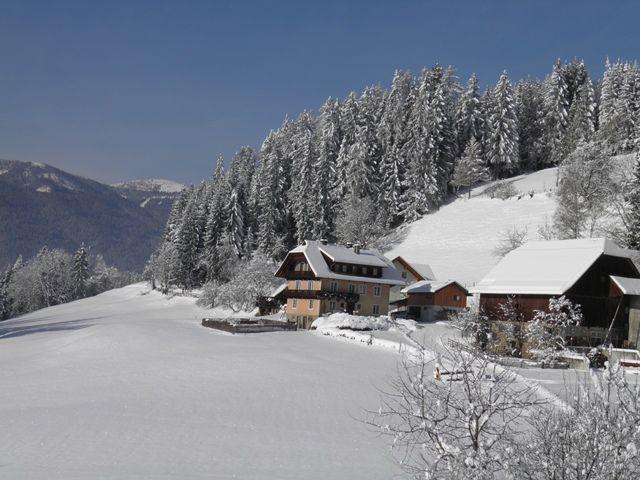 Der Oberrainerhof Arriach