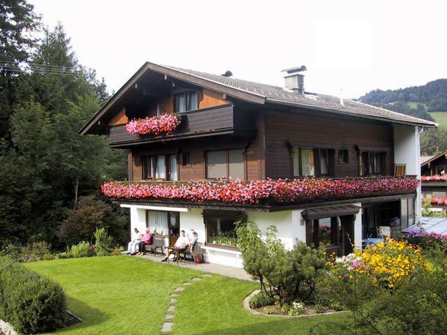 Ihre Unterkunft - Haus Jud Reith im Alpbachtal