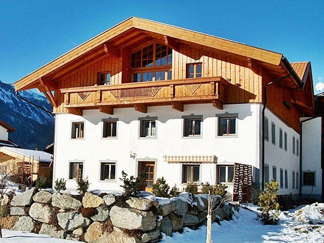 Appartement Ingrid Holzknecht Herzlich Willkommen bei uns im Winter - Holzknecht Ingrid, Dorf31 Laengenfeld
