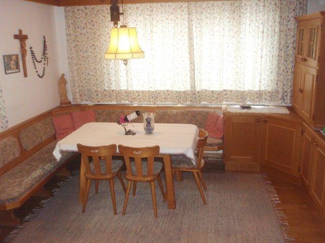 Aufenthaltsraum - Apartments Weilerhof - Daniela u. Pepi Scherer Obertilliach