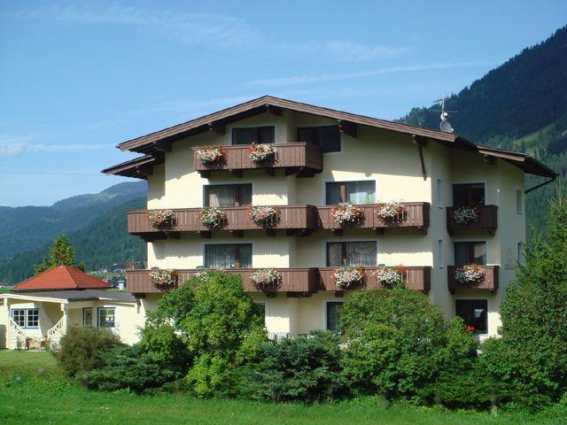 Herzlich Willkommen im Haus Birnbacher. - Haus Birnbacher Hotel Garni  Achenkirch am Achensee