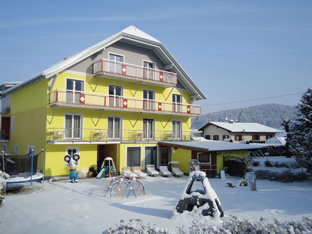 Sunnseitn Appartements - Bei Paulis Familienhotel Faakersee Faaker See