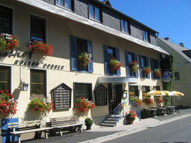"""HOTEL - RESTAURANT  """"STRUDL - WIRT"""" Fischbach"""
