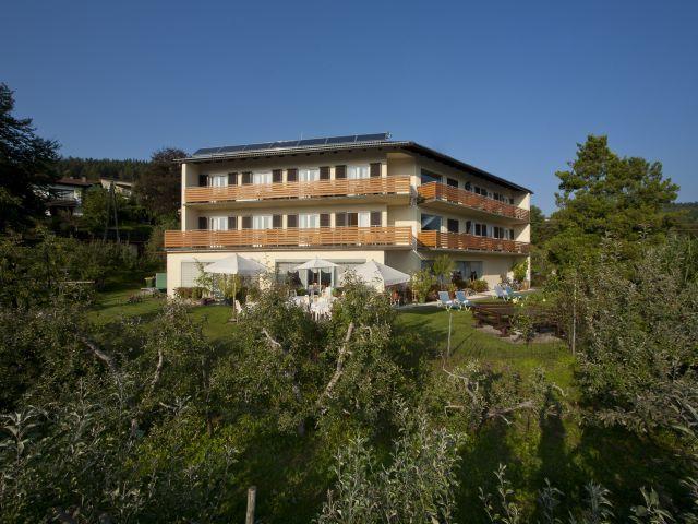 Unser Haus - St. Oswalderhof Poertschach am Woerthersee