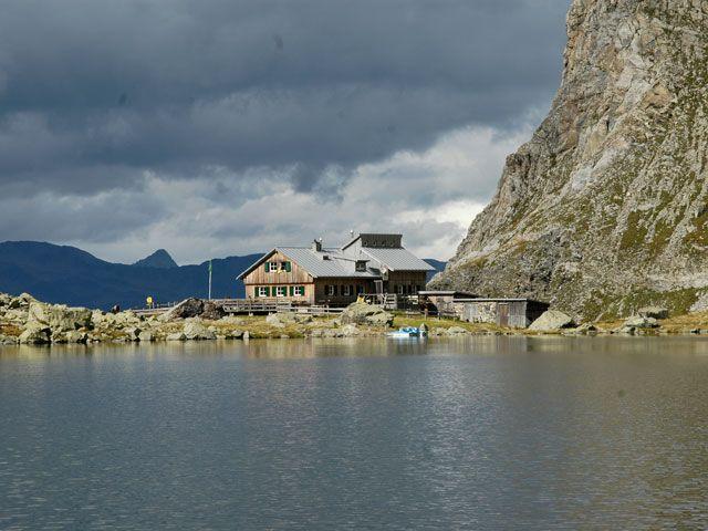 ... Obstansersee, mit Sicherheit ein lohnendes Ziel am Karnischen Höhenweg. - Haus Lanzinger Lesachtal