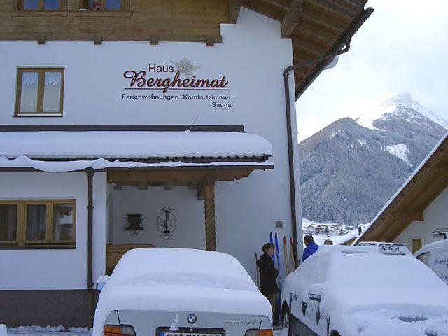 Haus Bergheimat Bild für Fotogalerie - Haus Bergheimat Neustift im Stubaital