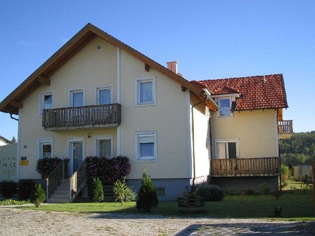 Appartement Huber Lutzmannsburg