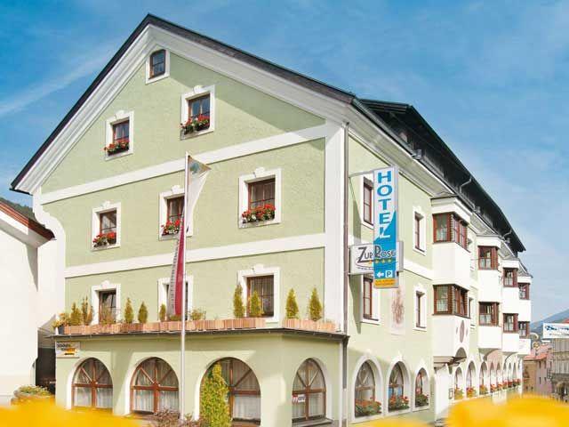 Aktiv Hotel Zur Rose Steinach