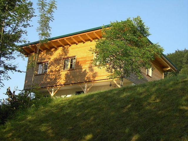 Unser neues Nebenhaus mit der gemütlichen Ferienwohnung - Bauernhof Kirchau Goestling