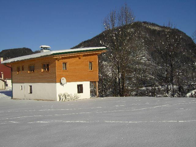 ferienhaus winter_640 - Bauernhof Kirchau Goestling