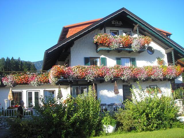 Gästehaus Geier am Mondsee - Gaestehaus Geier (4 Edelweiß) St. Lorenz am Mondsee