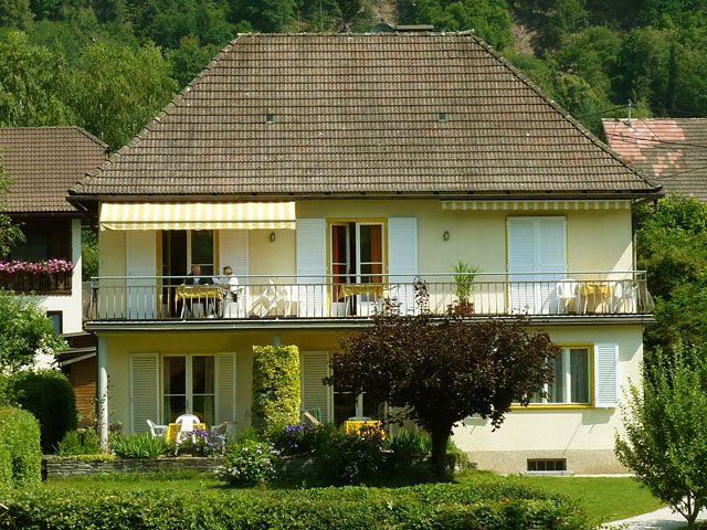 Ferienwohnung Haus Pacher Steindorf am Ossiacher See