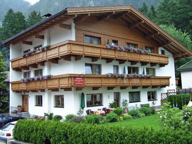 Gaestehaus Hochmuth Mayrhofen