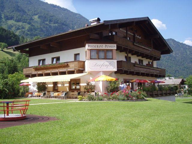 Gemütliches Cafe-Hotel-Restaurant im Herzen von Unken. - Restaurant Hotel/Pension Dorfcafe*** Unken
