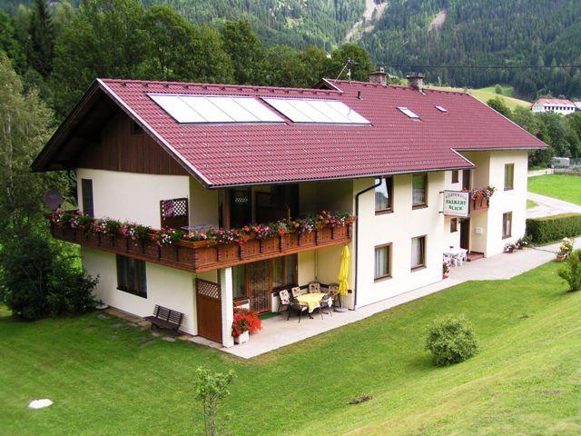 Süd-West-Ansicht - Gaestehaus Falkertblick Gnesau