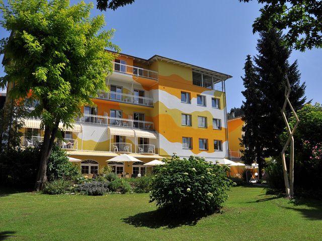 Hotel Harmonie Urlaub am Faaker See Kärnten - Harmonie-Hotel am See Faaker See