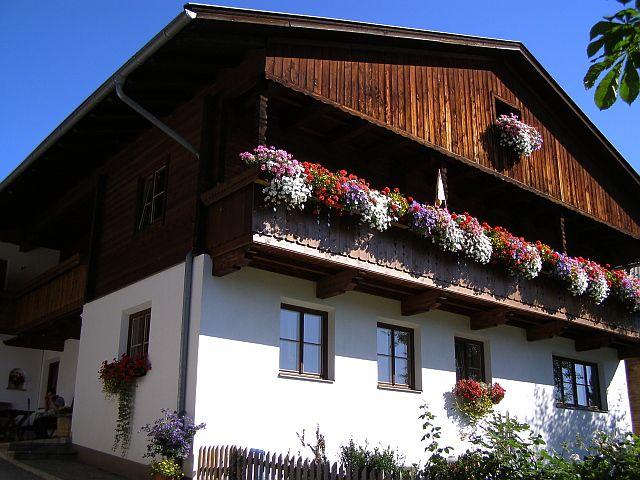 """Herzlich willkommen am """"Orterhof"""" - in der historischen Dorfzeile von Obertilliach! - Orterhof Obertilliach"""