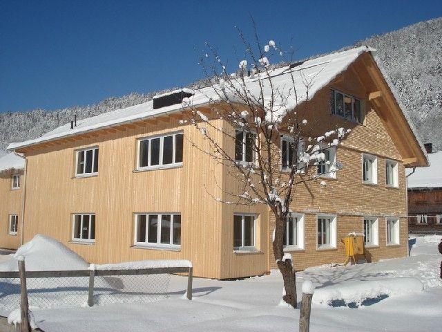 die Sonnigen-Appartements und Familienspaß Bezau