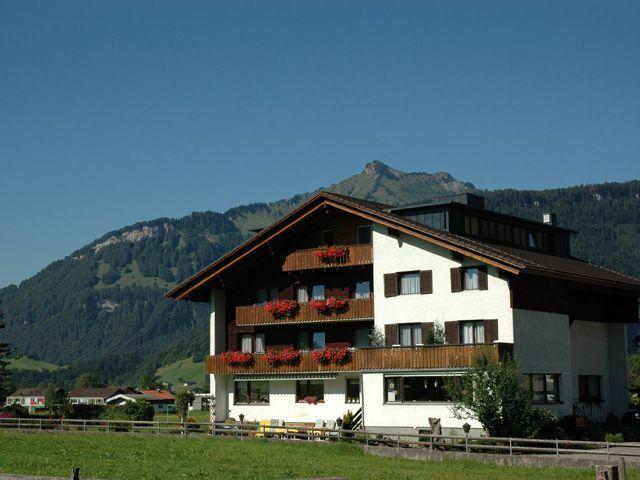 Hotel Garni Roessle Bezau - Pension Roessle in Bezau, Bregenzerwald Bezau