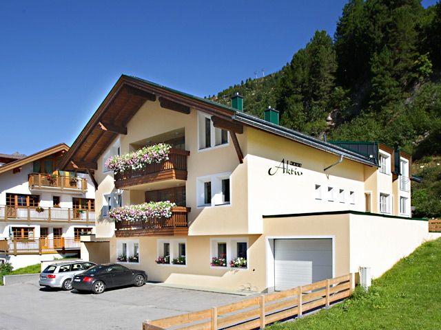 Haus Aktiv - Haus Aktiv & Dependance Villa Alpin Obergurgl-Hochgurgl