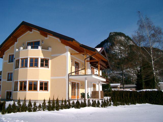 Außenansicht unseres Hauses - Haus Hedwig Fuschl am See
