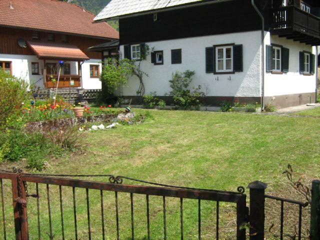 Aussenansicht von unserem Ferienhaus - Ferienhaus Salzkammergut Bad Goisern