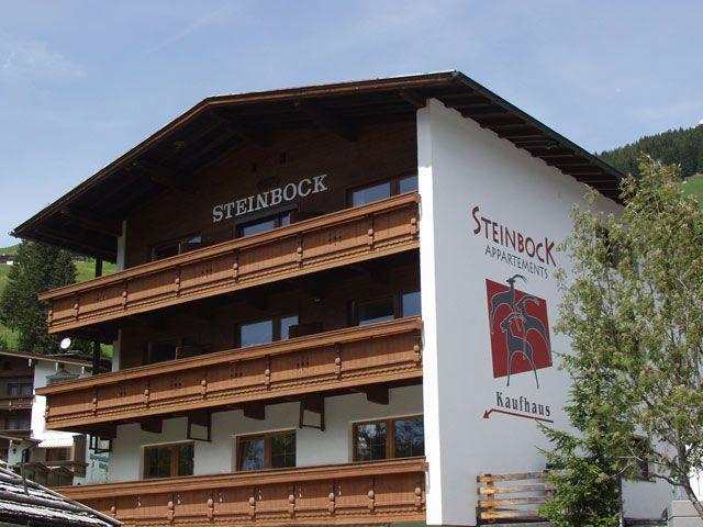 Appartements Steinbock Tux/Hintertux