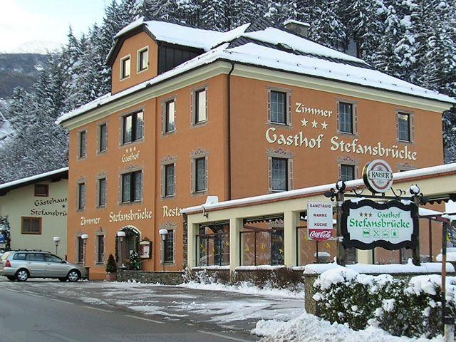 Hotel Gasthof Stefansbrücke - Hotel Stefansbruecke Innsbruck