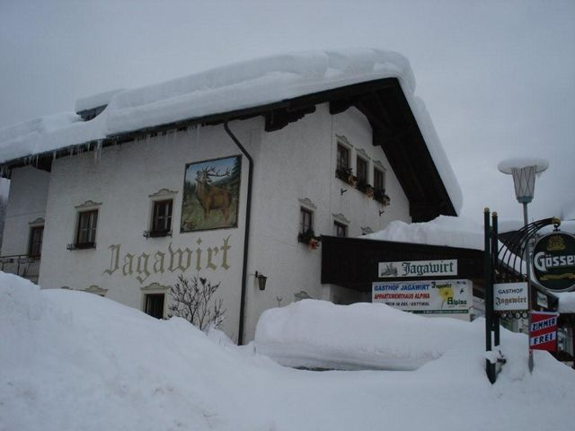 Jagawirt - Gaestehaus Alpina*** St. Jakob im Defereggental