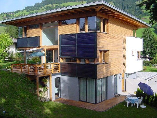 Aussenansicht Sommer Süd Ost - Appartement Zaussinger in Westendorf Westendorf