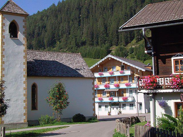 Großdorf - Ferienhaus TIROLERHOF Kals am Großglockner