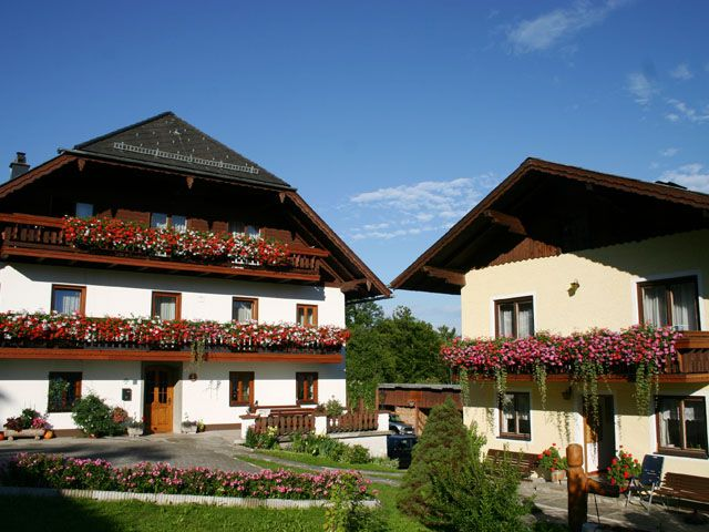 Andrea & Johannes Lindenbauer - Pension Steinbach am Attersee