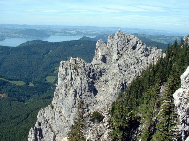 Klettern im Höllengebirge. Ein Geheimtipp! - Andrea & Johannes Lindenbauer - Pension Steinbach am Attersee