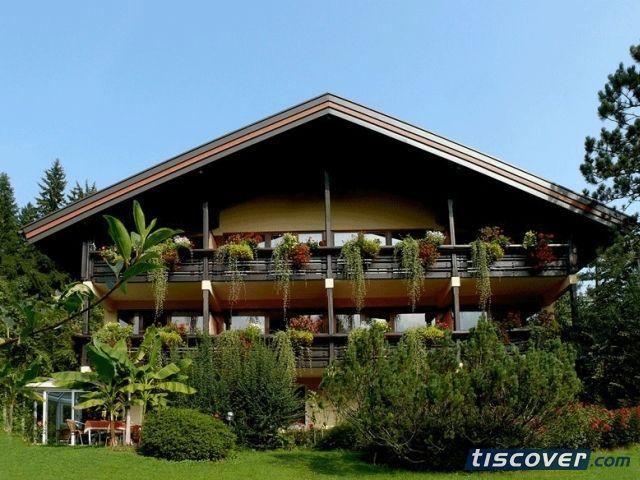 Aussenansicht im Sommer, Landhaus Schreier - Landhaus Schreier Faaker See