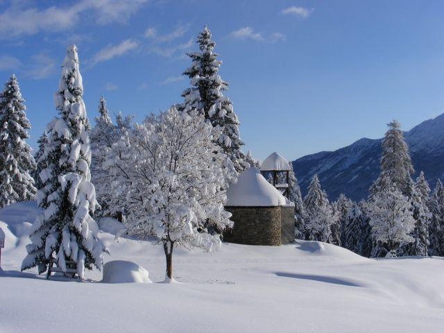 Genießen Sie die ruhige Landschaft - Nassereith Tirol