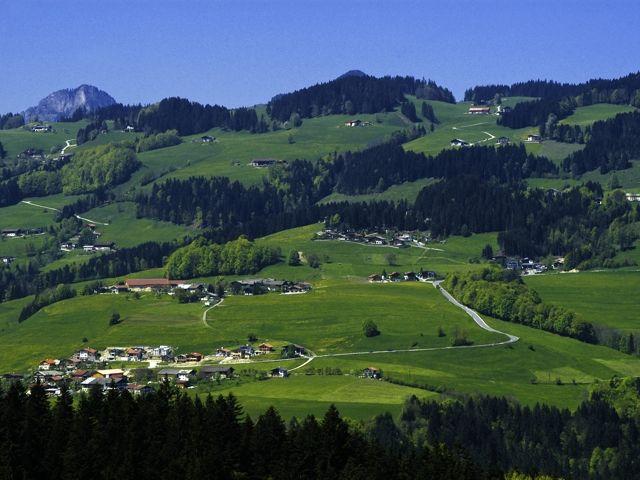 Niederndorf & Niederndorferberg Tirol