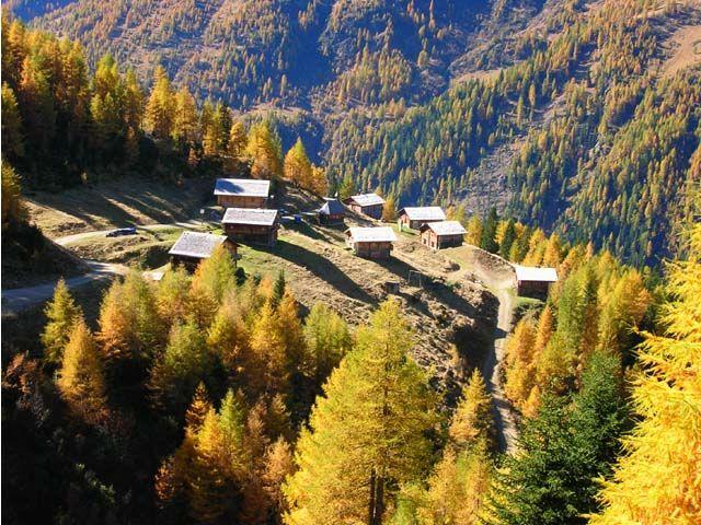 """Noch ein Herzstück von Innervillgraten """"Die Kamelisenalm"""" auf 1973m - Innervillgraten Tirol"""