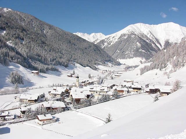 Winter in Innervillgraten 1402 m Seehöhe - Innervillgraten Tirol