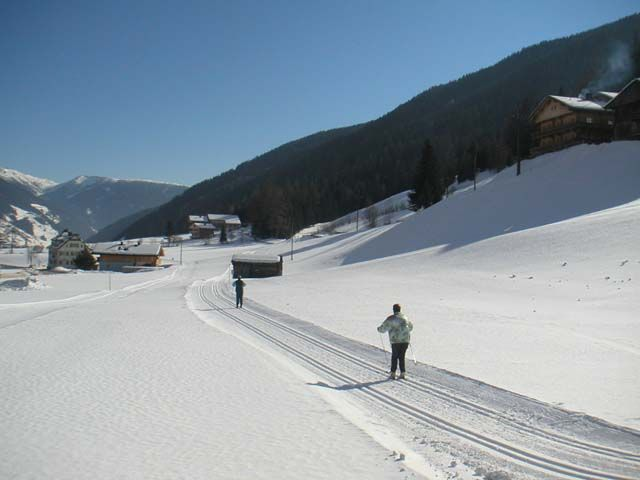 12 km Loipe in Innervillgraten - Innervillgraten Tirol